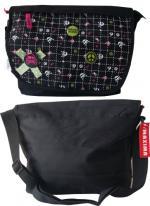 Чанта за през рамо с подарък ученически пособия