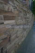 декоративен камък тип сух зид
