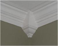 Интериорни профили за таван от фибран