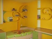 Декоративни рафтове за детски стаи