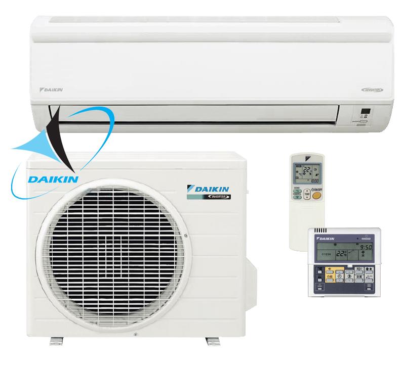 Инверторни - Инверторен климатик DAIKIN COMFORT FTX35J / RX35J