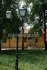 Изработка на улично осветление от ковано желязо