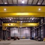 Светодиодно осветление за производствен цех