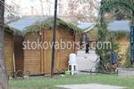 дървен търговски павилион до 6 кв.м