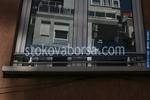 парапет за прозорец от алуминии