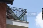 Кован парапет за балкон