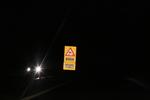 производство на предупредителни пътни знаци
