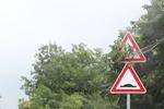 изработване на предупредителни пътни знаци