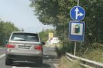производство на пътни знаци със задължителни предписания