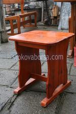 битови дървени столове за заведения