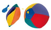 Топка с балон