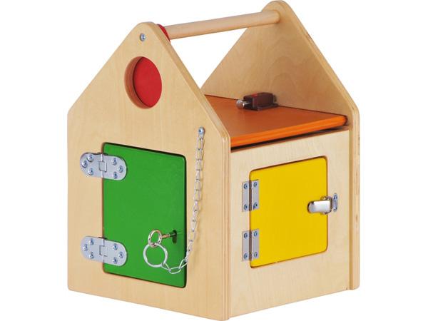 Къща с ключалки