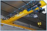 производство на едногредови мостови кранове
