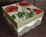 Кутия за бижута Poppys