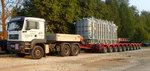 Транспорт на извънгабаритни стоки и товари