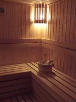 Финландска сауна обществена