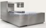 кухненски маси от неръждаема стомана