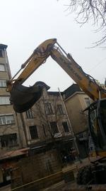 Ископавање са багером