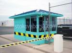 Проектиране и изработка на охранителни кабини до 10кв.м.