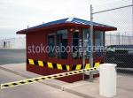 Изработка на контролно пропускателни пунктове до 10кв.м.