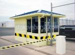 Охранителни бутки за контролно пропускателни пунктове до 10кв.м.