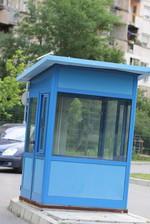 Охранителни павилиони за контролно пропускателни пунктове до 5кв.м.