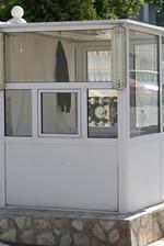 Проектиране и изработка на охранителни кабини до 5кв.м.