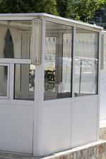 Охранителни кабини за контролно пропускателни пунктове до 5кв.м.