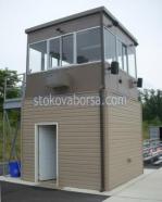 Изграждане на охранителни пунктове на високо