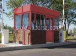 Изработка на охранителни кабини за контролно пропускателни пунктове над 5кв.м.