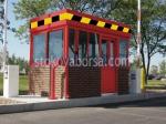 Охранителни кабини за КПП над 5кв.м.
