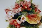 украса с цветя