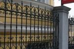 изработка на ограда от ковано желязо