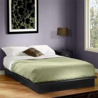 κρεβάτια με επένδυση από ύφασμα