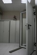 еднокрилна пожароустойчива врата 1140x2050мм