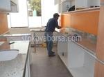 кухненски плот - облицовка с мрамор
