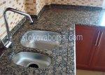 мраморно облицоване на кухненски плот