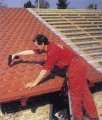 costruzione di un nuovo tetto