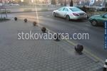 антипаркинг топки от бетон по поръчка