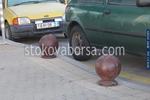 бетонни топки за непаркиране