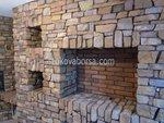изкуствен камък Родопски зид по задание