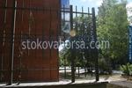 метална ограда