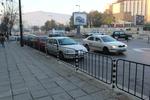 изработка и монтаж на тротоарни предпазни огради