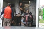 преместване на домове от хамали
