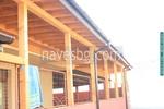 изработване на дървени навеси за заведения