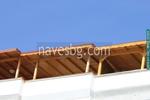 Дървени навеси за тераси по поръчка