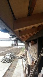 изграждане на дървени навеси за дърва