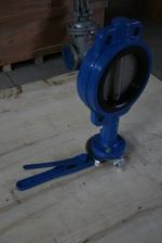 клапан междуфланцов за морска вода