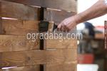 чамови оградни пана 200x70см