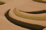 Изработване на машинни релефни килими от полипропилен